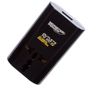 MONSTER Outlets To Go 200 Global Adapter Multilingual