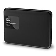 WD External Hard drive My Passport Ultra 1TB