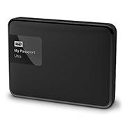 WD External Hard drive My Passport Ultra 1TB