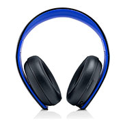PS4 HEADSET GOLD