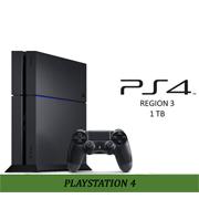 Sony Playstation4 Region3(1TB- HARD) -1200
