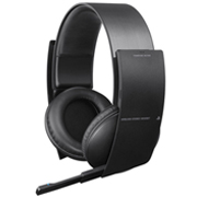 HEADSET  SONY PS3 wireless stereo