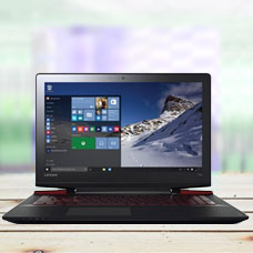 LENOVO Notebook،Y700،I7،16،1+128SSD،FHD