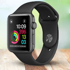 ساعت هوشمند Apple Watch2, 42mm Aluminium, Black