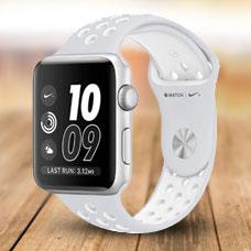 ساعت هوشمند Apple Watch2, 42mm Aluminium, Nike(Pureplantinium)