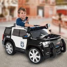 ماشین شارژی کودک GOOD BABY مدل YUKON POLICE CAR