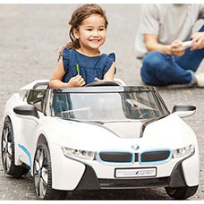 ماشین شارژی کودک GOOD BABY مدل BMW i8