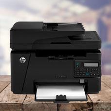 HP Printer LJ127 fs
