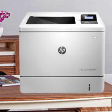 HP Printer LJ 553dn