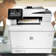 HP Printer LJ 477fnw