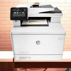 HP Printer LJ 477fdw