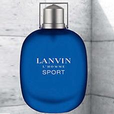 ادو تویلت مردانه 100ml, LANVIN L'Homme Sport