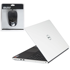 DELL 5559 INS E972 i7 + Blest Wired Mouse