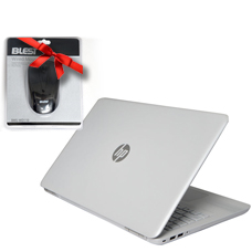 HP LAPTOP  Pav AU103ne + Blest Wired Mouse