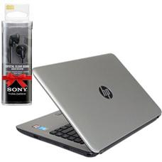 HP LAPTOP AM022 ne + MDR-E9LP