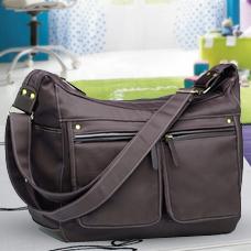 کیف لوازم کودک RYCO The Espresso Nursery Bag مدل RR10-6174