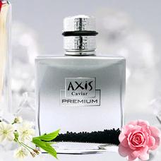 ادو تویلت مردانه  90ml, AXIS Caviar Premium