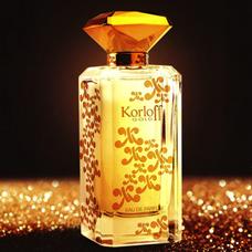 ادوپرفیوم زنانه 88ml, KORLOFF Gold