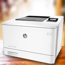 HP Printer M452NW