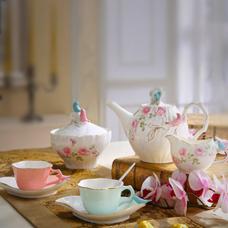 سرویس کامل چای خوری طرح NOBLE مدل 696172