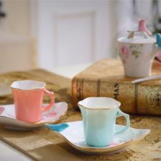 ست قهوه خوری 6 عددی طرح NOBLE مدل 696170