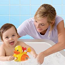 اسباب بازی آموزشی حمام  VTECH مدل 151600VT