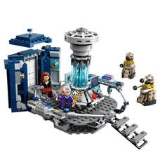 لگو مدل Doctor Who کد 21304