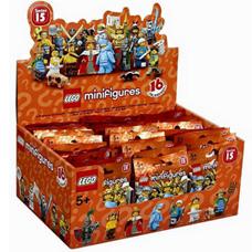 لگو مدل Minifigures Series 15 کد 71011