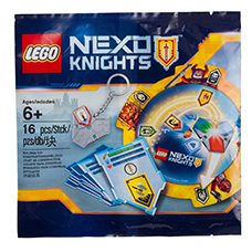لگو مدل Nexo Knights Crafting Kit کد 5004911