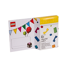 لگو مدل Lego Birthday Card کد 5004931