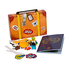 لگو مدل lego my travel companion کد 5004932