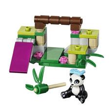 لگو مدل Panda Bamboo کد 41049