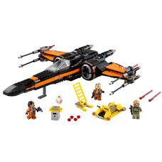 لگو مدل Poe's X-Wing Fighter کد 75102