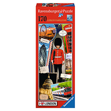 پازل 170 تکه RAVENSBURGER مدل London Guardsman