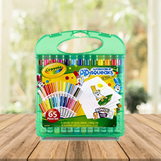 ماژیک  CRAYOLA مدل  5227CR 25 Washable Pip - Squeaks Markers