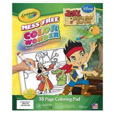دفتر رنگ آمیزی CRAYOLA مدل0215CR Mess Free Magic Colouring