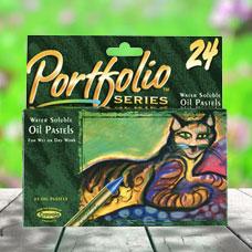 پاستل روغنی CRAYOLA مدل 3624CR 24 Coloured Pencils