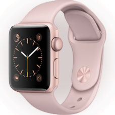 ساعت هوشمند Apple Watch2, 42mm, Rose Gold (Pinksand)