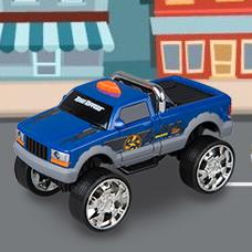 ماشین بازی TOY STATE مدل Flash Rides کد 33000TS