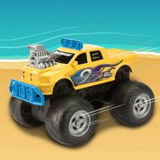 ماشین TOY STATE مدل Motorized Tough Trucks کد 42100TS
