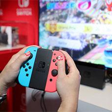 دسته بازی Nintendo Switch Joy Con Red Blue Controller