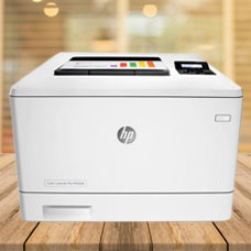 HP Printer LJ 452dn