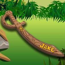 شمشیر بازی فومی IMC مدل Jake Foam Sword کد 260146IMC