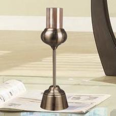 شمعدان نقره ای کوچک گلدکیش، مدل BRIGHT کد 647832