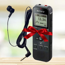 دستگاه ضبط صدا SONY PX470، همراه با Telemic