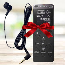 دستگاه ضبط صدا SONY UX560،همراه با Telemic