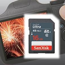 کارت حافظه SANDISK مدل Ultra سریSDSDUNB-016G-GN3IN