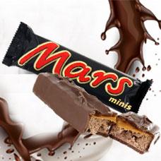 شکلات Mars کوچک