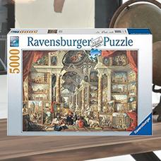 پازل 5000  تکه RAVENSBURGER مدل Views of Modern Rome