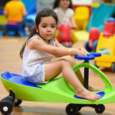 ماشین کودک کویر کار
